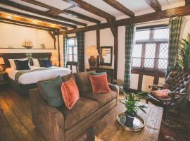 Bayards Cove Inn, hotel near Greenway, Dartmouth