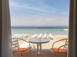 Roda Aqua Luxury Suites ''By Checkin'', hotel in Roda