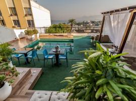 Pousada Guanabara Garden, hotel near Rio de Janeiro/Galeao International Airport - GIG,
