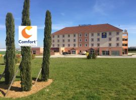 Comfort Hotel Dijon Sud - 21600 LONGVIC, hôtel à Dijon