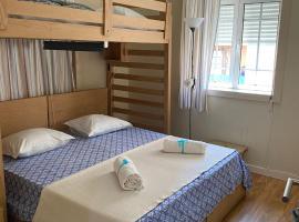 Hostel Brazuca, hotel in Porto