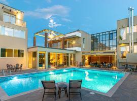 Golden Suites & Spa , ξενοδοχείο στα Ιωάννινα