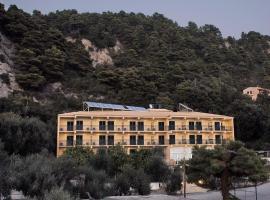 Glyfada Beach Hotel, hotel in Glyfada
