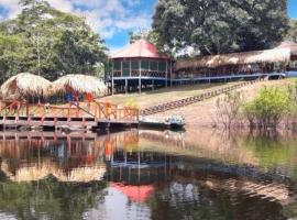Manaus Eco Lodge, hotel in Careiro