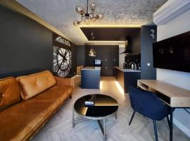 Silesia Aparthotel, apartment in Szczecin