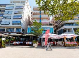 Hotel Aglon, hotel in Vlorë