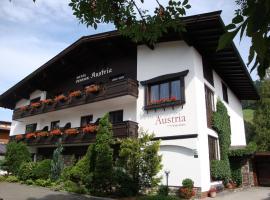 Hotel-Garni Austria, hotel in Westendorf
