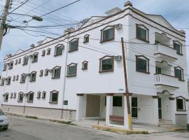 HOTEL CASA VEINTITRES, hotel in Ciudad del Carmen