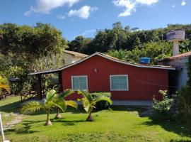Vila Sossego II, pet-friendly hotel in Guaramiranga