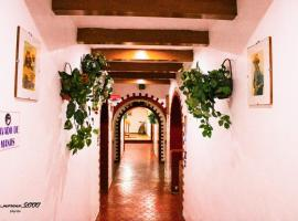 Hotel mirador alpamayo, hotel near Estadio Rosas Pampa, Huaraz