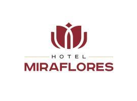 Hotel Miraflores, hotel em Ambato
