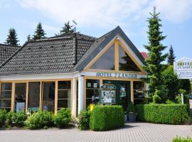 Hotel Zwei Länder, Hotel in der Nähe von: Goethe-Gedenkstätte, Apolda