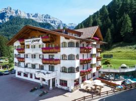 Savoy Dolomites Luxury & Spa Hotel, hotel in Selva di Val Gardena