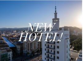 Soho Boutique Equitativa, hotel di lusso a Málaga