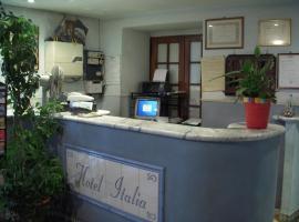 Hotel Italia, hotel in Imperia