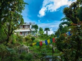 Hill Top Hideaway Inn, pet-friendly hotel in Darjeeling