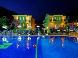 Hotel Imparator, hotel in Ölüdeniz