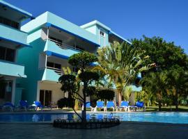 New Garden Hotel, отель в городе Сосуа