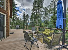 Woodland Cabin Less Than 2 Mi to Purgatory Skiing!, holiday home in Durango