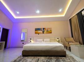 HOTEL2020, hótel í Abuja