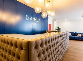 Dona Amélia Hotel, hotel en Fátima