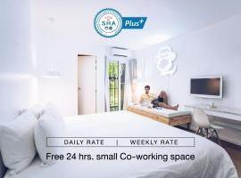 Blu Monkey Bed & Breakfast Phuket - SHA Plus, hotel in Phuket