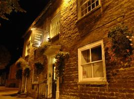 Corncroft Guest House, boutique hotel in Witney