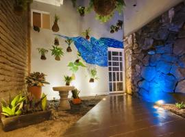Mintaka Hotel Eco Plastico, hotel em Guadalajara