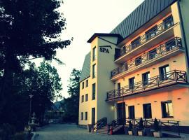 Sadyba SPA, hotel in Karpacz