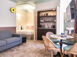 Aparthotel Ammi Vieux Nice, serviced apartment in Nice