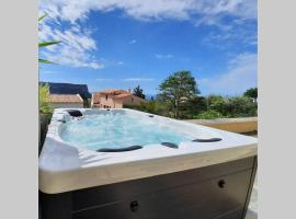 Rêves de vie, perle rare à Cassis, hotel with jacuzzis in Cassis
