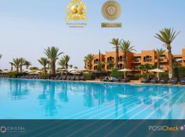 Kenzi Menara Palace & Resort All Inclusive, hotel near The Montgomerie Golf Course, Marrakesh
