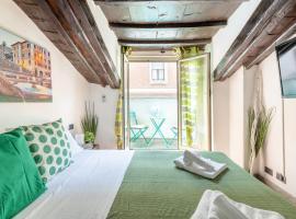 [FONTANA DI TREVI - 5 STELLE] Proietti Appartament, apartamento en Roma