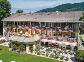Hotel Ziegleder, Hotel in Rottach-Egern