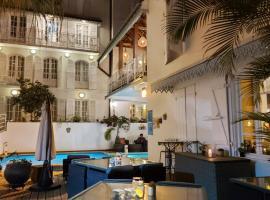 Le Juliette Dodu, hotel near Roland Garros Airport - RUN, Saint-Denis