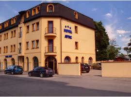 Attic Hotel – hotel w pobliżu miejsca Centrum handlowe Chodov w Pradze