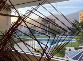 Hotel Tamanaco Caracas、カラカスのホテル