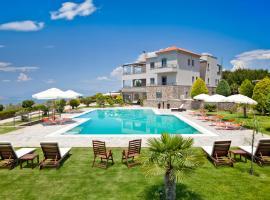 Marini Luxury Apartments and Suites, ξενοδοχείο κοντά σε Ναός Αγίου Νεκταρίου, Αίγινα Πόλη