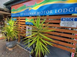 Beerwah Motor Lodge, hotel near Australia Zoo, Beerwah