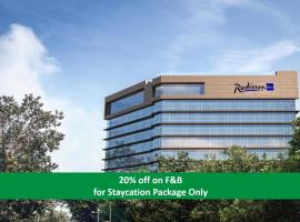 Radisson Blu Mumbai International Airport, hotel in Mumbai