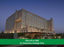 Radisson Blu Hotel, Nagpur, hotel near Dr. Babasaheb Ambedkar International Airport - NAG,