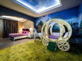 Maison Boutique Theme Hotel @ Bukit Bintang City Centre, hotel in Kuala Lumpur