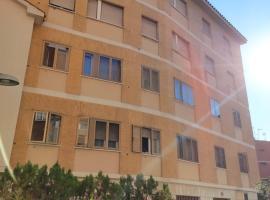 Casa SAN JUAN DE RIBERA, hotel in Aurelio, Rome