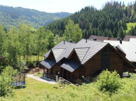 Horske Domy – hotel w Oščadnicy