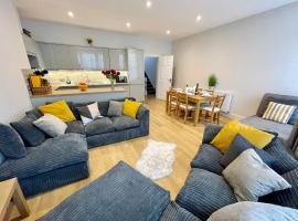 OTTO Superb Penthouse & Spa, hotel in Brighton & Hove