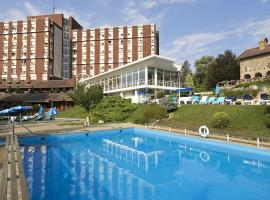 Ensana Thermal Aqua, hotel in Hévíz
