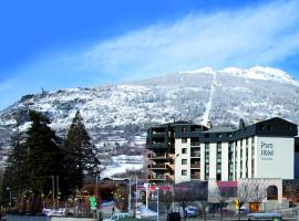 SOWELL HOTELS Parc Hotel, hôtel à Briançon