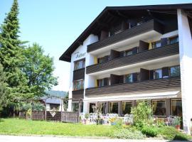 Hotel Gasthof Adler, Hotel in Oberstdorf