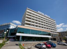 Hotel Delta 3, хотел в Тулча