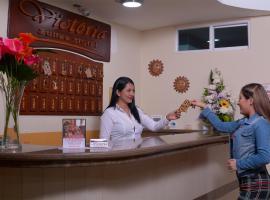 Victoria Suites Hotel, hotel in Santo Domingo de los Colorados